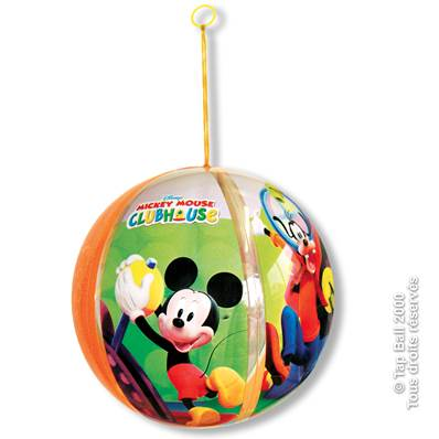 MEGA TAP BALL MICKEY