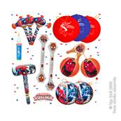 COFFRET FESTIF SPIDERMAN 14 PCS