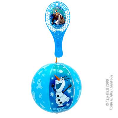 TAP BALL LA REINE DES NEIGES OLAF