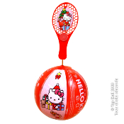 TAP BALL HELLO KITTY NOEL