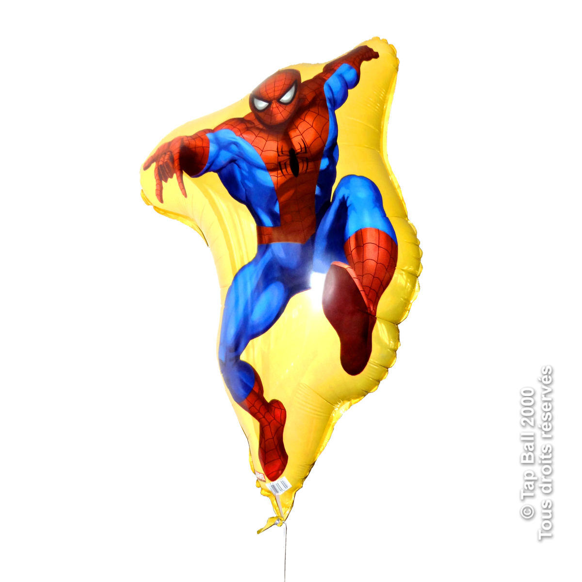 BALLON PERSONNAGE SPIDERMAN HELIUM