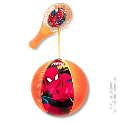 TAP BALL SPIDERMAN