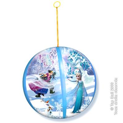 MEGA TAP BALL LA REINE DES NEIGES