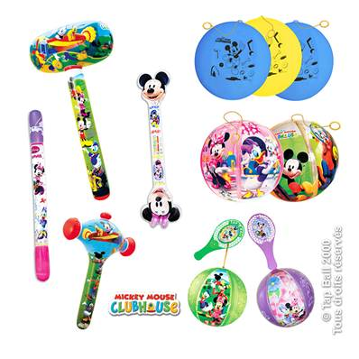 COFFRET FESTIF MICKEY MINNIE 11 PCS